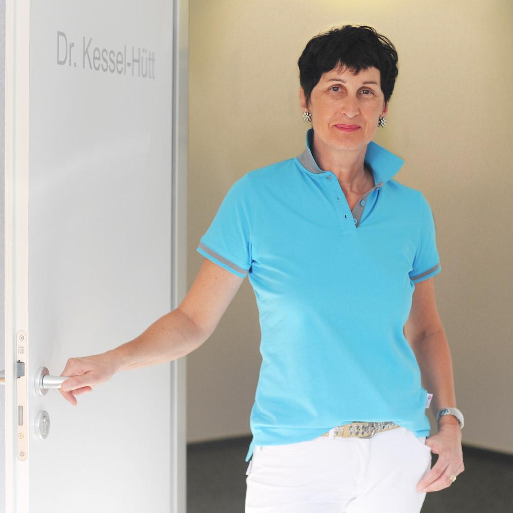 Dr. med. Brigitte Kessel-Hütt